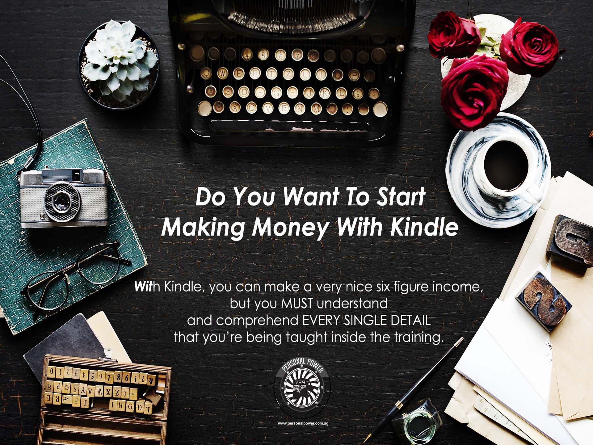 Book Publish Ebook Training