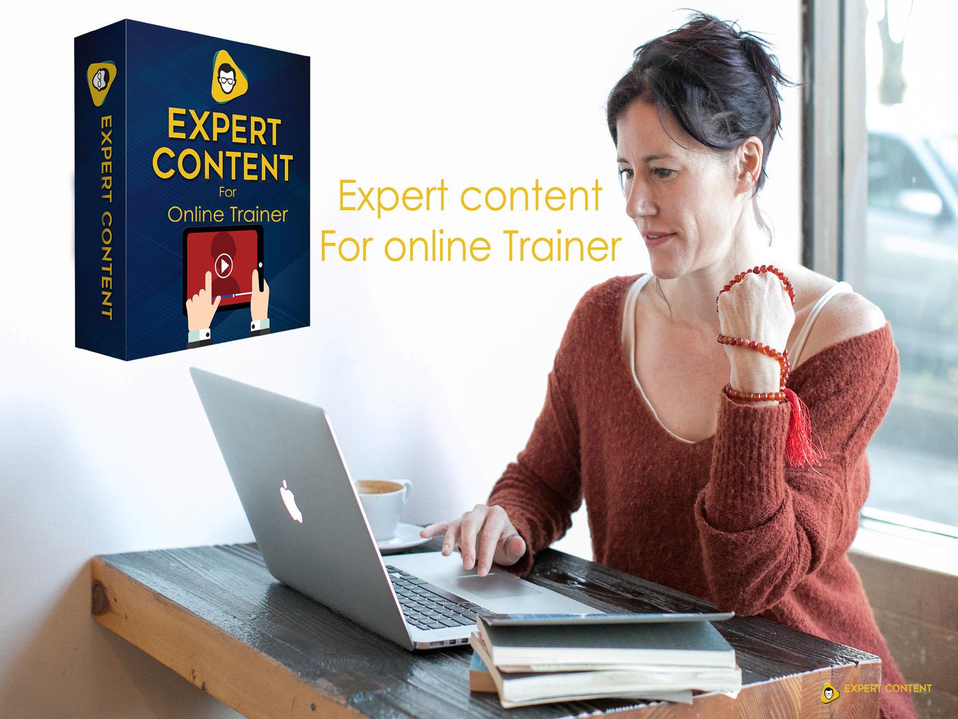 Expert Content Builder