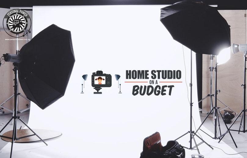 How To Setup Home Studio