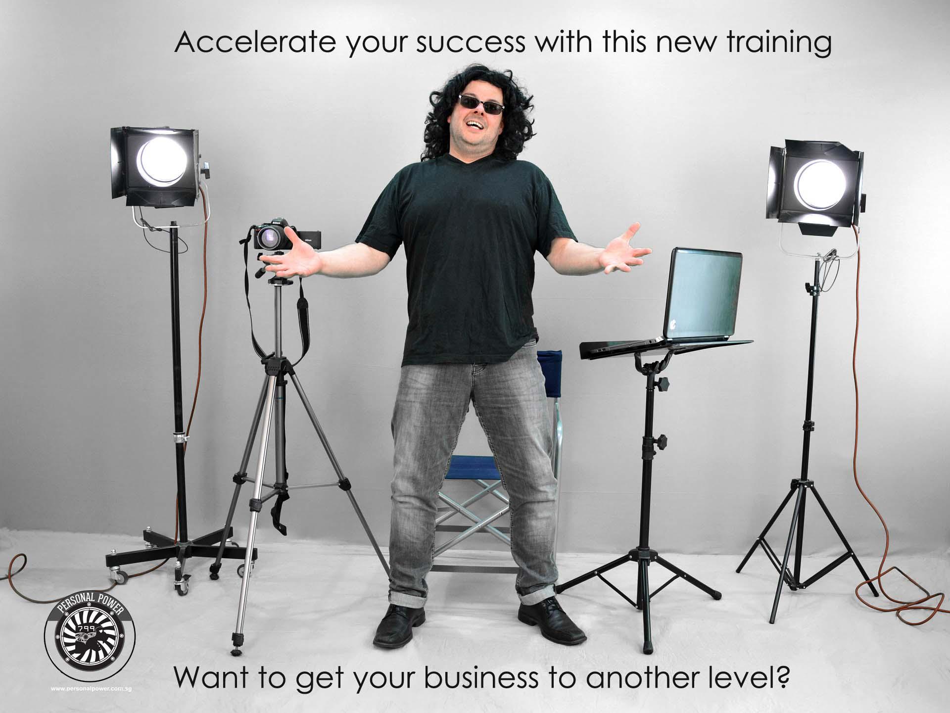 Udemy Online Trainer Training