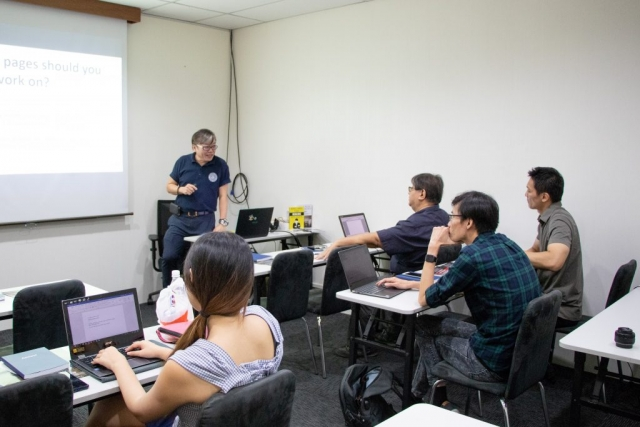 training providers singapore