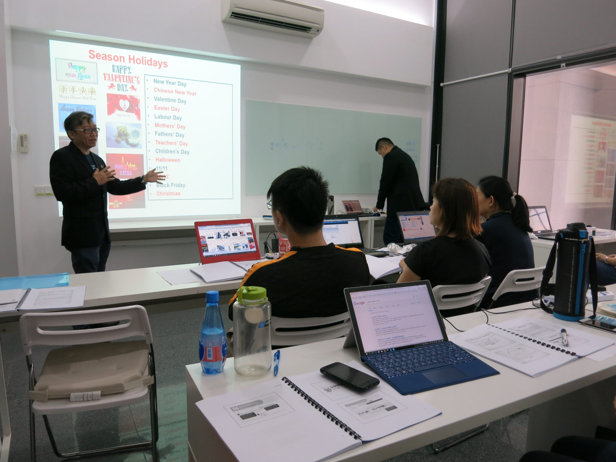 trainer course singapore